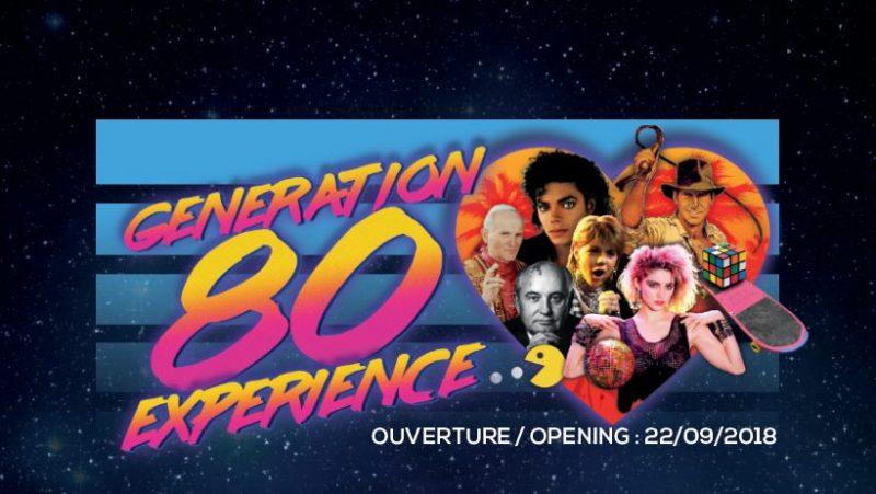 Agenda ► GENERATION 80 experience