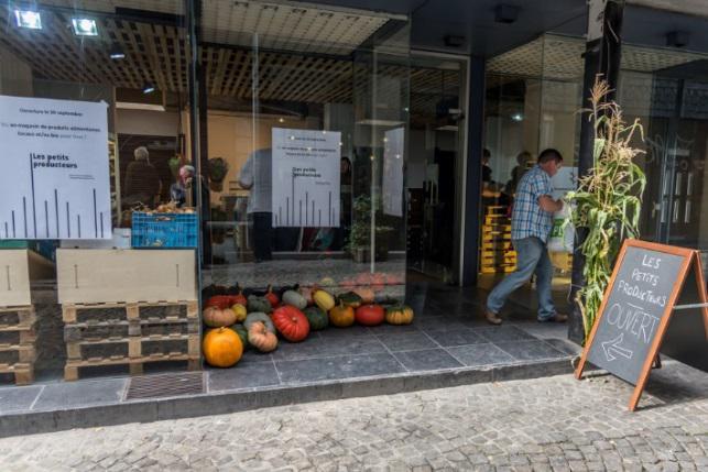 Proposez votre projet d'agriculture urbaine à la Ville de Liège: un terrain disponible