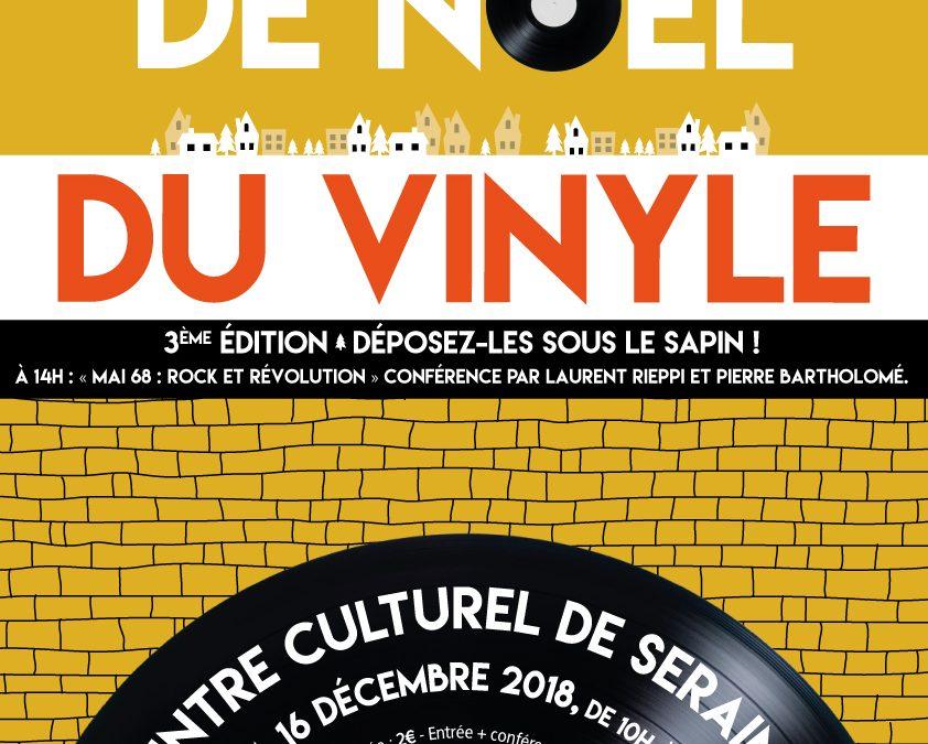 Agenda ► Le marché de Noël du vinyle