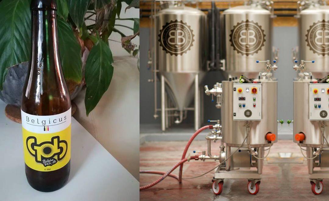 Belgicus: la nouvelle bière liégeoise à l'identité nationale