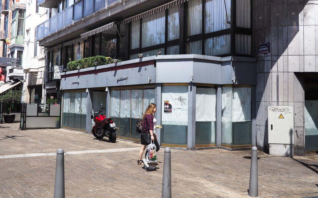 La taverne l'Elysée va bientôt rouvrir boulevard de la Sauvenière
