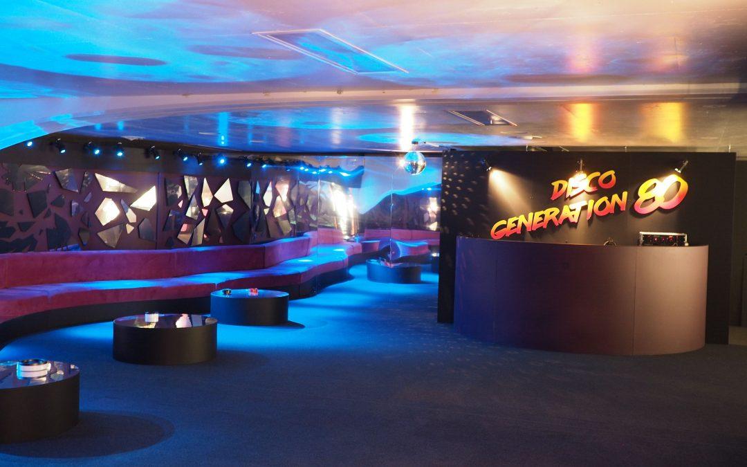 150 000 visiteurs annoncés pour l'expositon « Generation 80 Experience » aux Guillemins