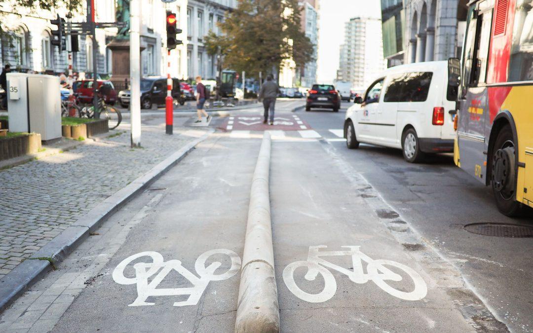 Les modes doux, priorité du déconfinement à Liège: 35 kilomètres de voiries cyclistes vont être aménagées