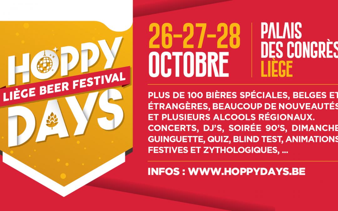 Les Hoppy Days : un OVNI dans le milieu des fêtes de la bière