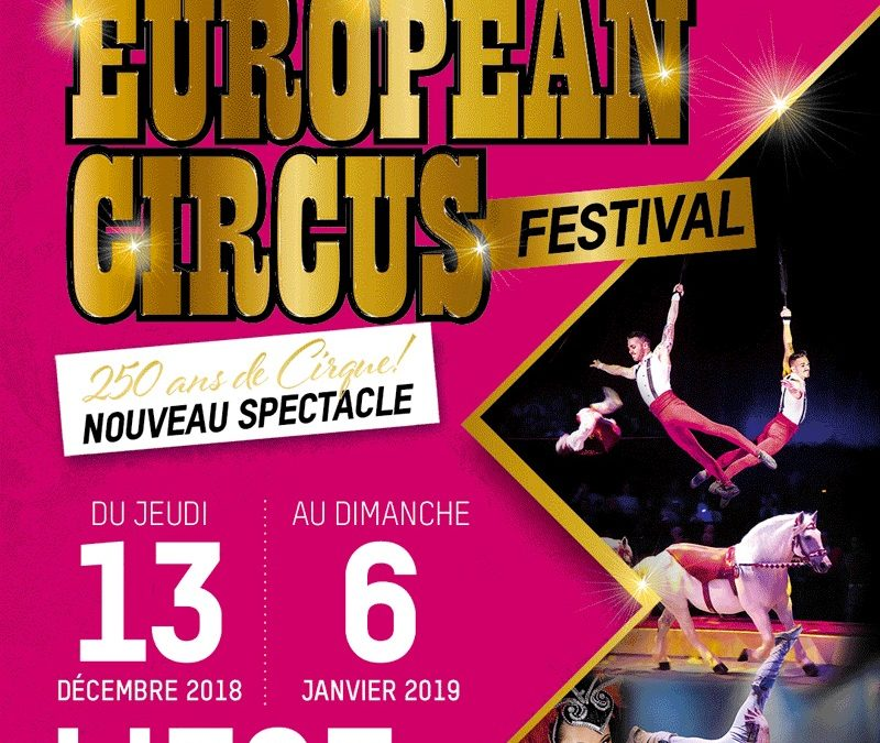 Agenda ► European Circus Festival
