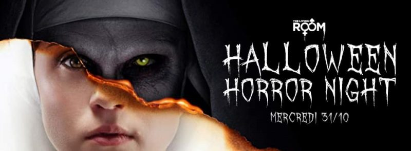 Agenda ► Halloween Horror Night au Living Room