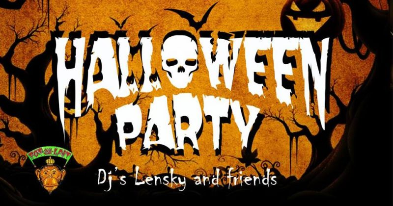 Agenda ► Halloween by Lensky & Friends au Pot Au Lait