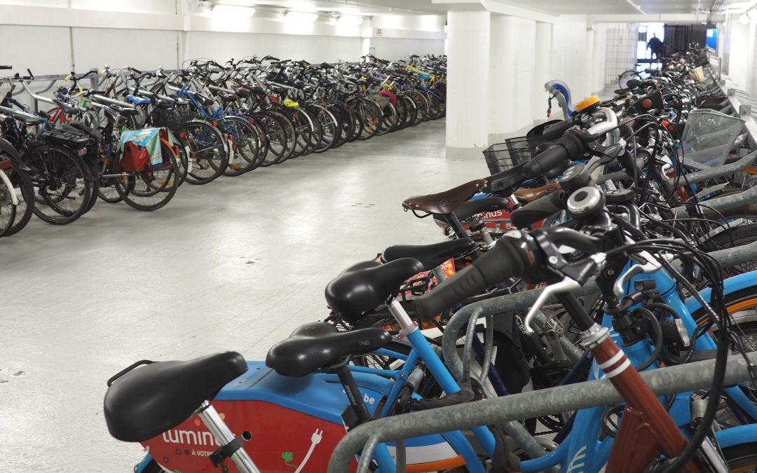 Les voyageurs pourraient ne plus pouvoir prendre leur vélo dans le train à l'heure de pointe