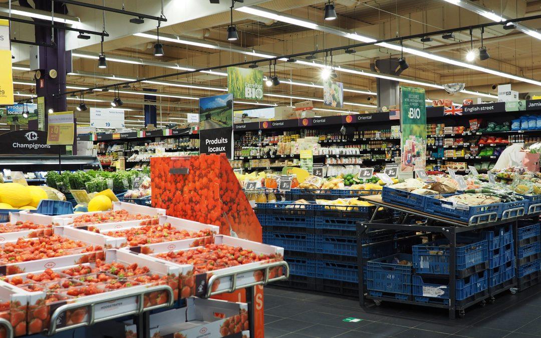 Le Carrefour de Belle-Ile devient supermarché