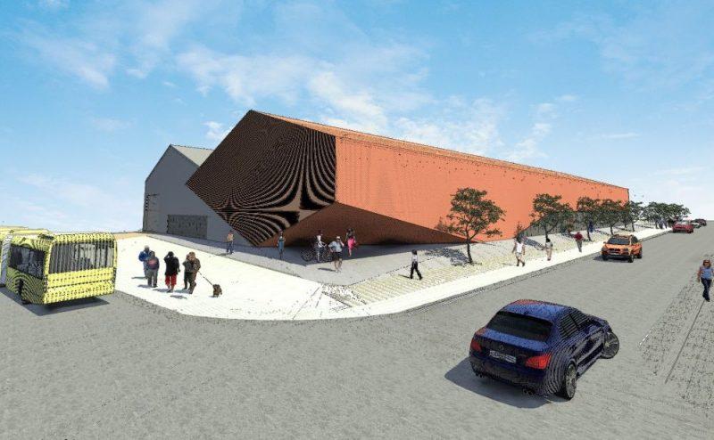 Voici le projet de nouvelle salle de guindaille pour les étudiants