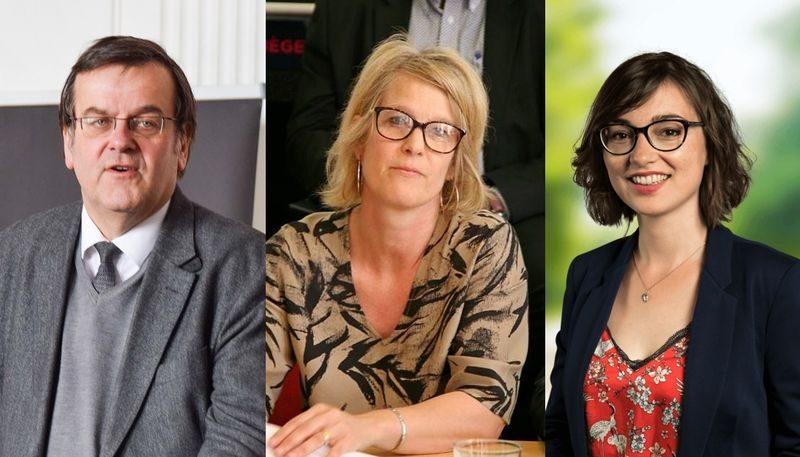 L'autre option se dessine: une coalition tripartite PS-Vert Ardent-cdH pour gérer Liège