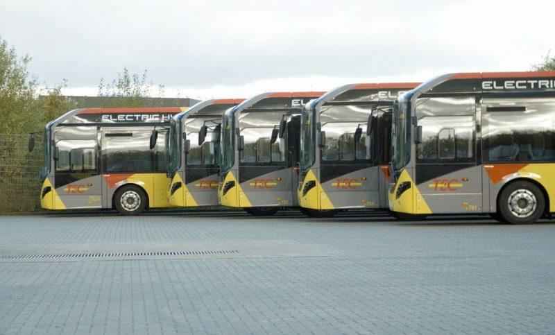 Problème de sécurité sur les nouveaux bus hybrides du TEC