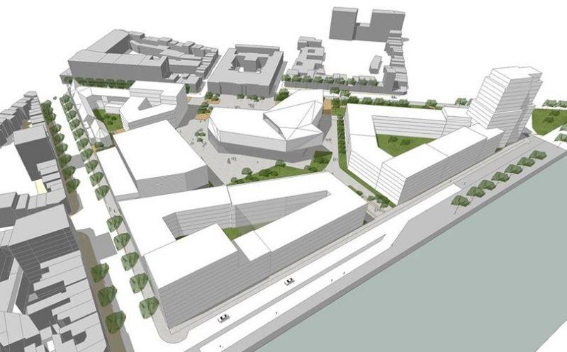 Début de l'enquête publique pour la construction des nouveaux immeubles de Bavière