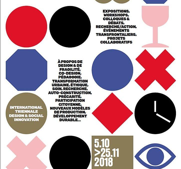 "Agenda ► ""Reciprocity Design.Liège"" – Edition 2018"