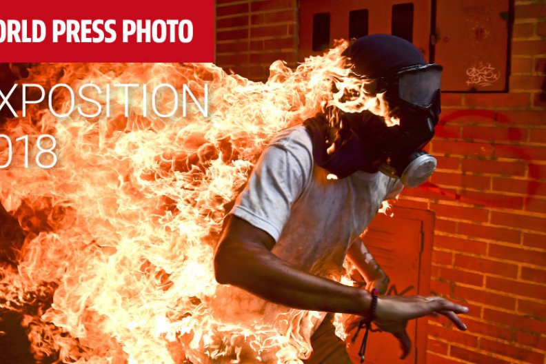 Agenda ► Exposition – World Press Photo 2018