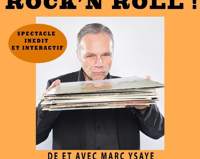 Agenda ► Marc Ysaye : Rock'n roll !
