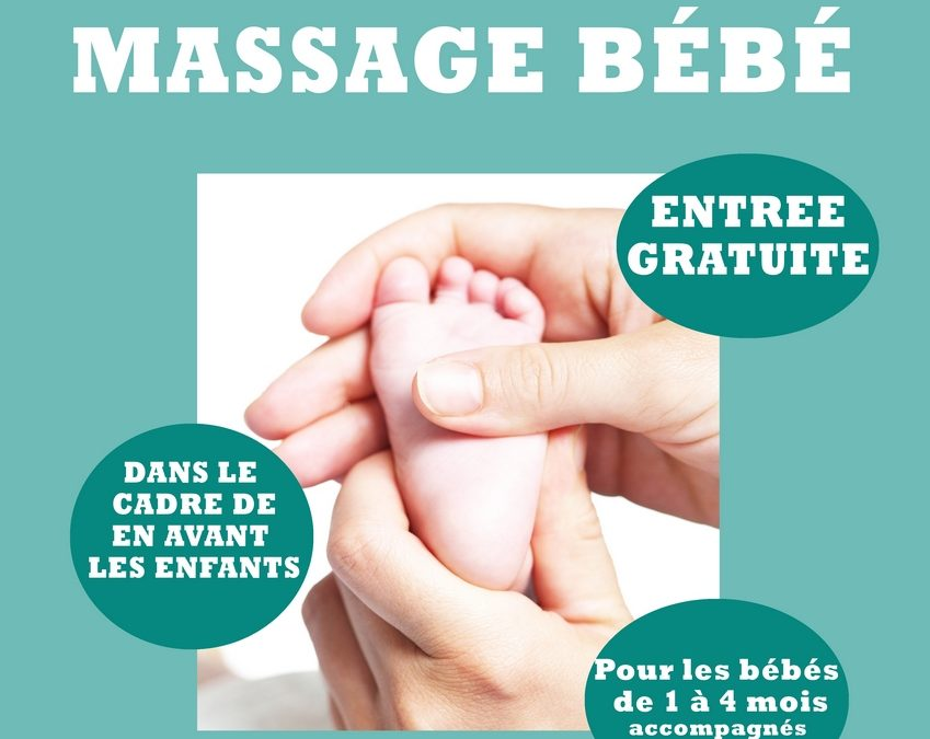 Agenda ► Atelier Massage bébé