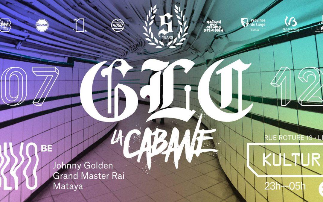 Agenda ► GLC x La Cabane invitent – Olvo