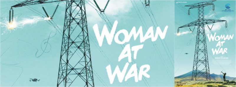 "Agenda ► Ciné-débat : ""Woman at War"""