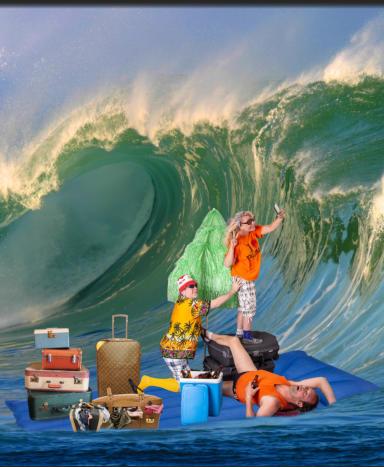 Agenda ► Chouchous, parasols et crises de nerfs …