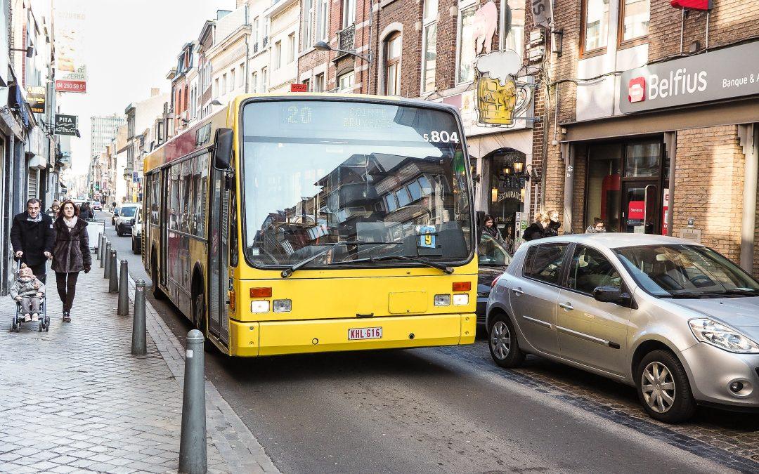 Plan Urbain de Mobilité de l'Agglomération de Liège: vous pouvez donner votre avis depuis lundi