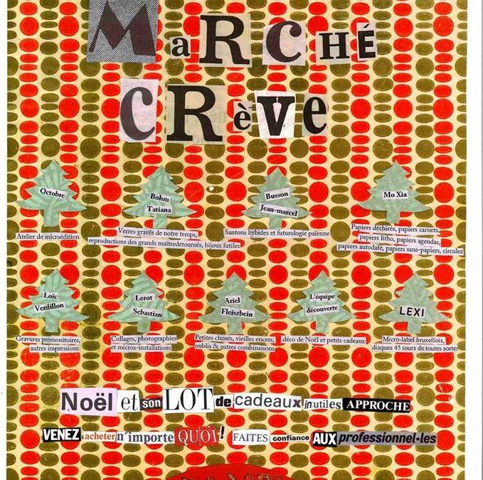 Agenda ► Marché crève + concert