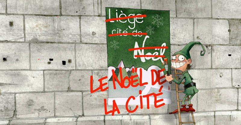 Agenda ► Le Noël de la Cité – Nocturne, marché d'artisans, animations