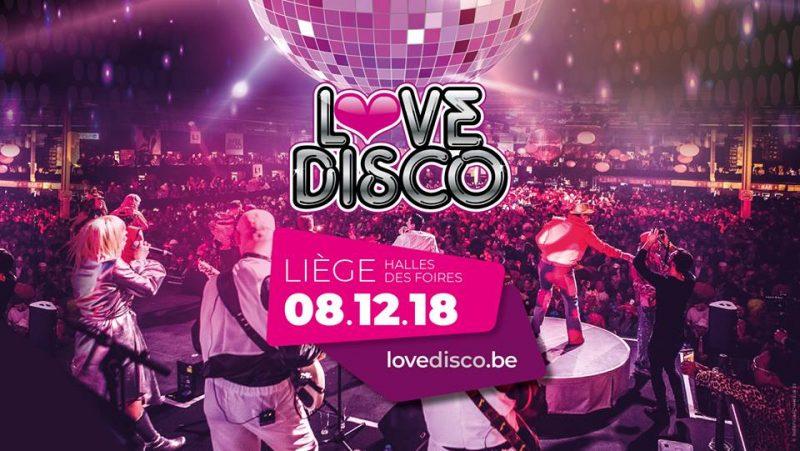 Agenda ► Love Disco 2018