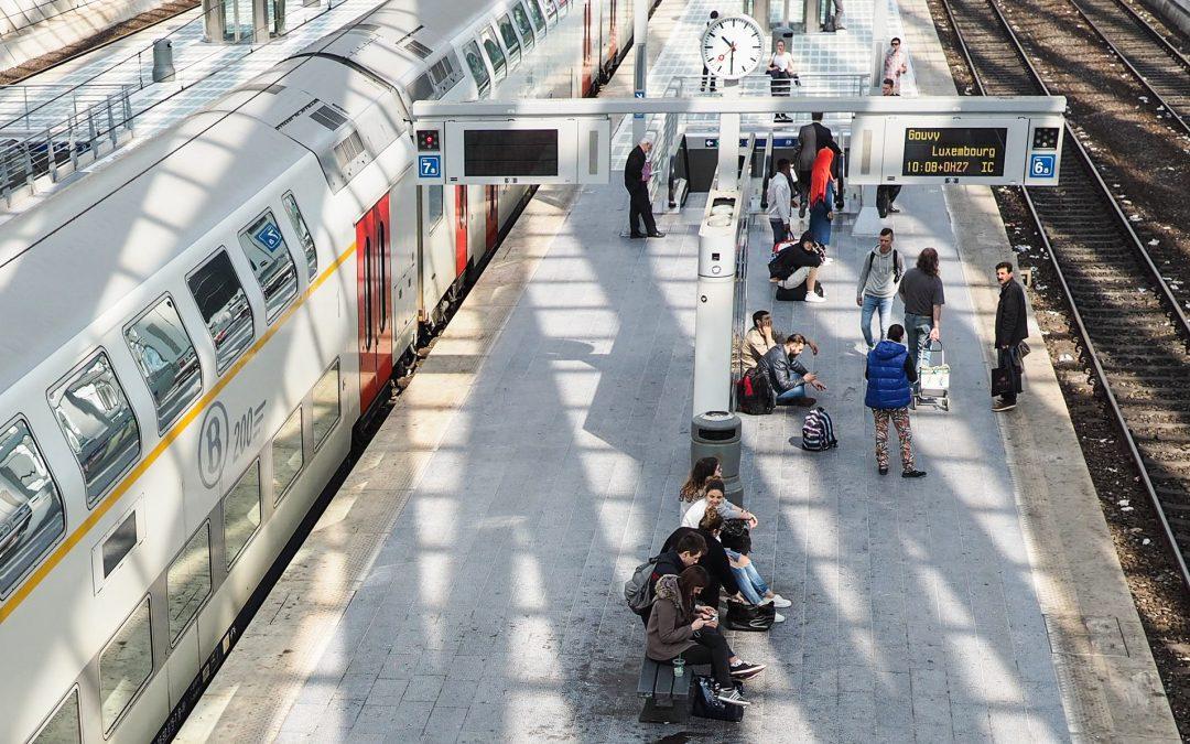 Problèmes de ponctualité sur la ligne de train Liège-Bruxelles