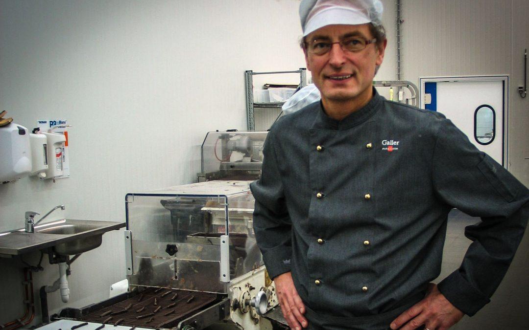 La chocolaterie Galler devient 100% qatarie mais rassure sur son ancrage liégeois