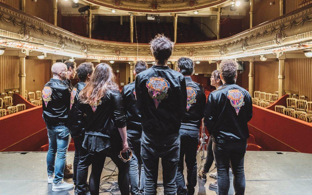 Concert d'adieux pour le groupe pop-rock liégeois Piano Club