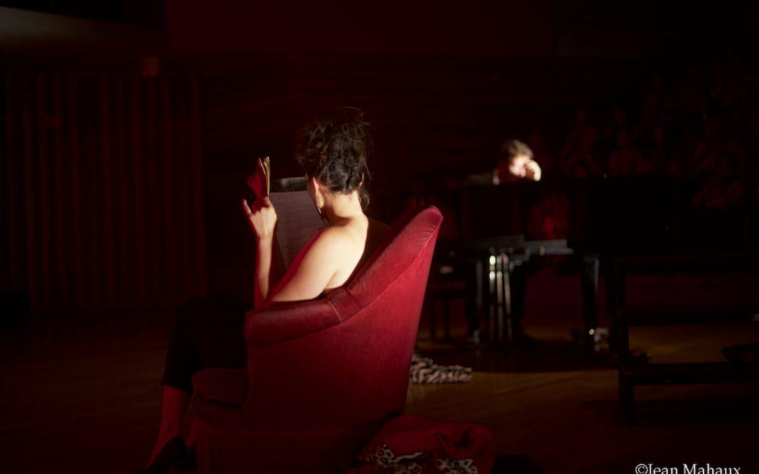 Agenda ► ❆ Concert de Noël ❆ Julie Mossay · Steve Houben · Johan Dupont