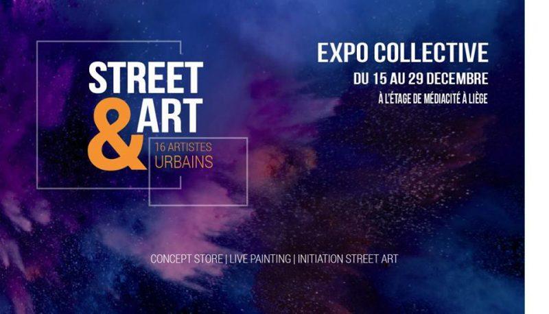 Street and Art à la Médiacité