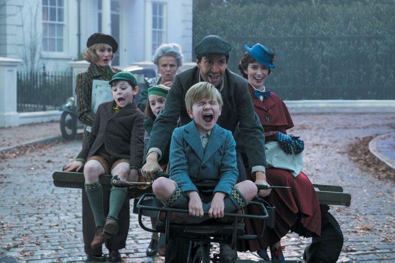 Cinéma : Le retour de Mary Poppins