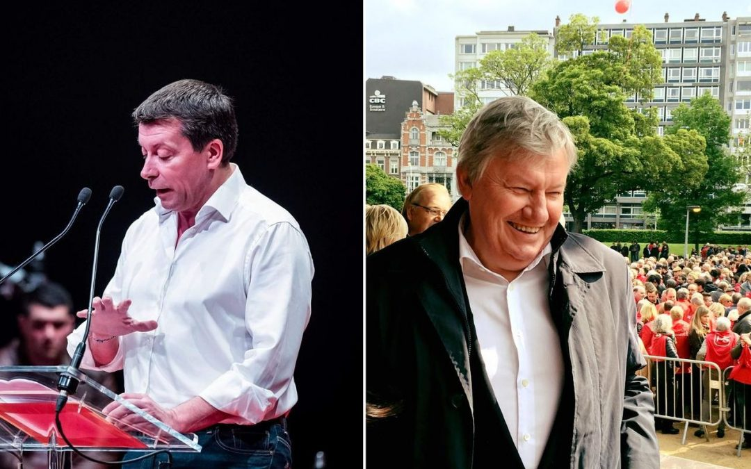 Daerden et Marcourt têtes de liste PS aux élections du mois de mai