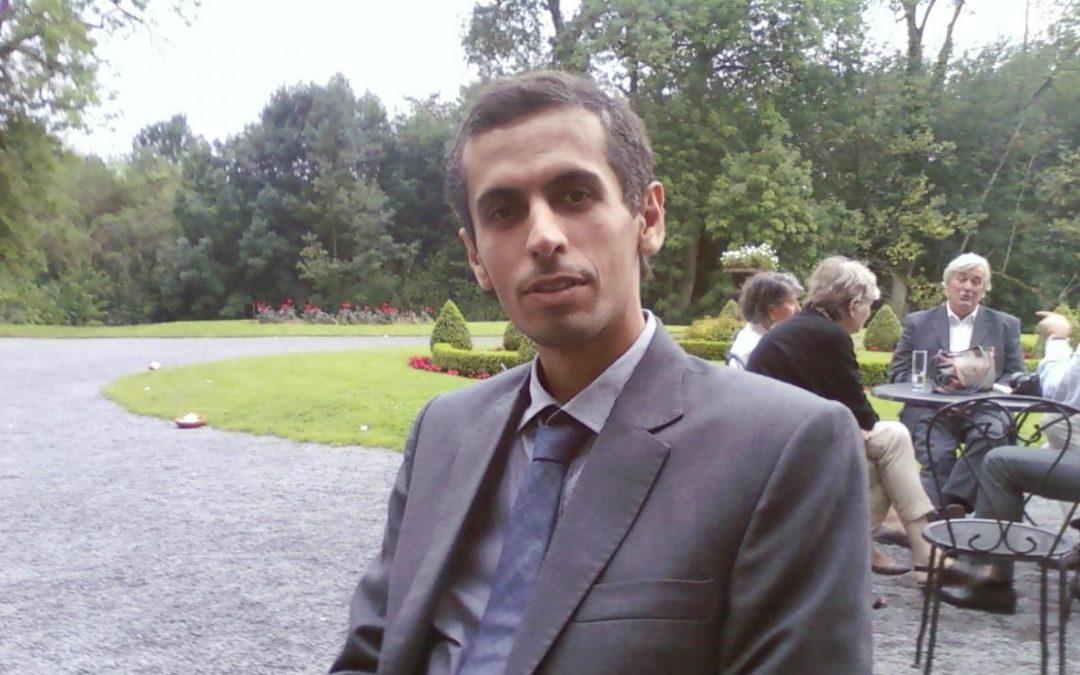 Manifestation de soutien au doctorant iranien de l'ULiège injustement emprisonné dans son pays
