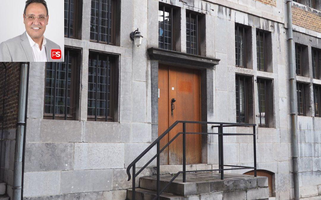 Un ex-échevin liégeois refuse de rendre les clés de ses bureaux à la Ville