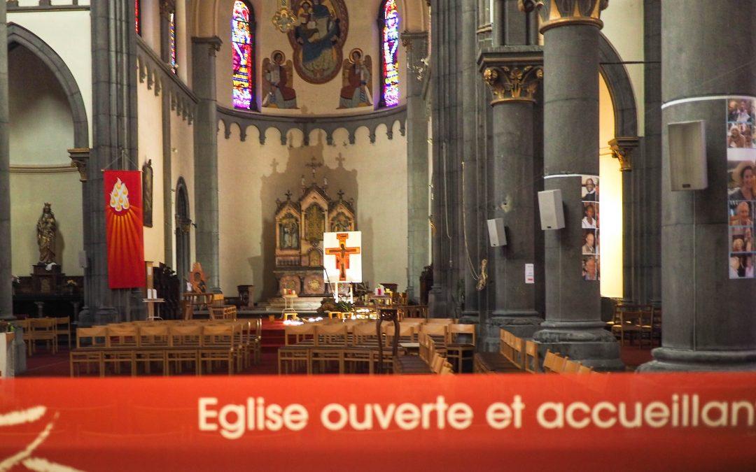 Nombre de prêtres, employés,… : les chiffres de l'Eglise catholique à Liège