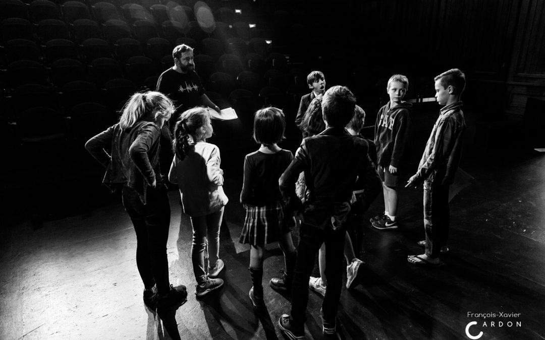 Agenda ► TURLg – ateliers de théâtre