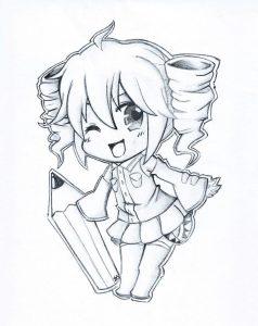 Stage d'initiation au dessin Manga - Agenda TodayInLiege