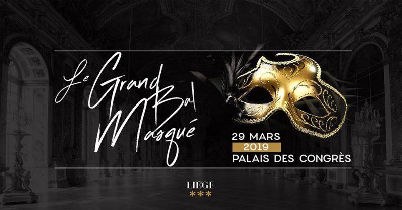Agenda ► Le Grand Bal Masqué