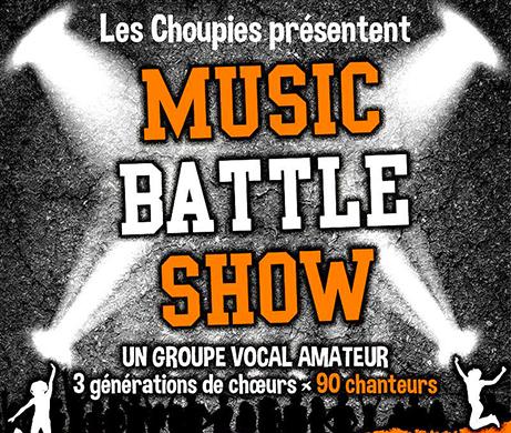 Agenda ► Music Battle Show – Le choc des générations