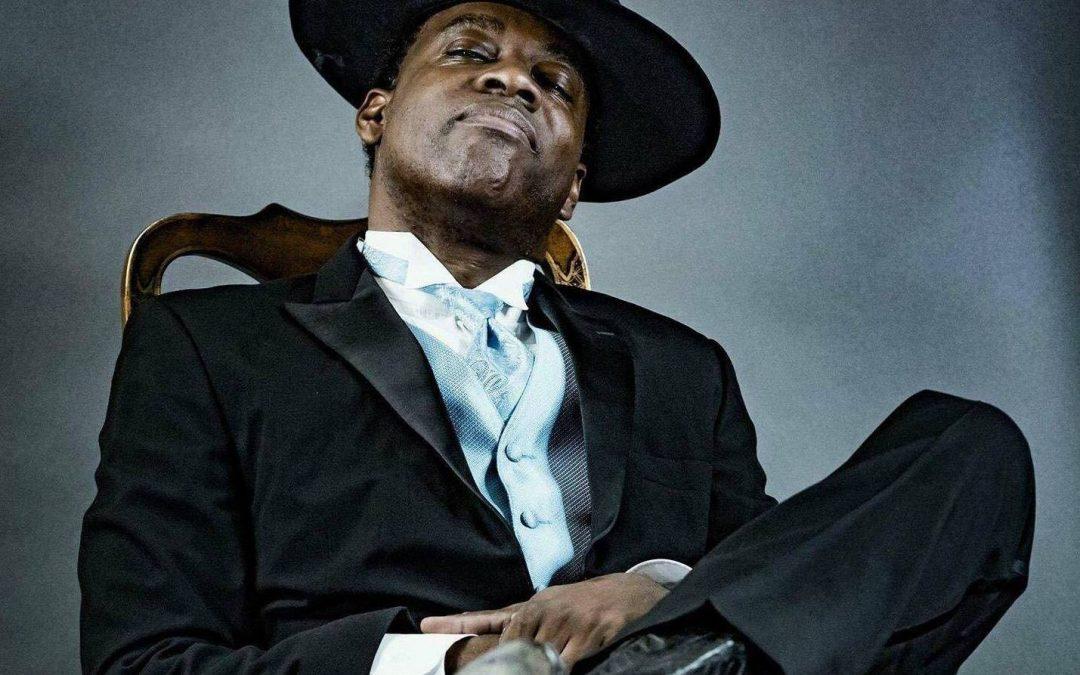 Agenda ► Carvin Jones (USA) blues