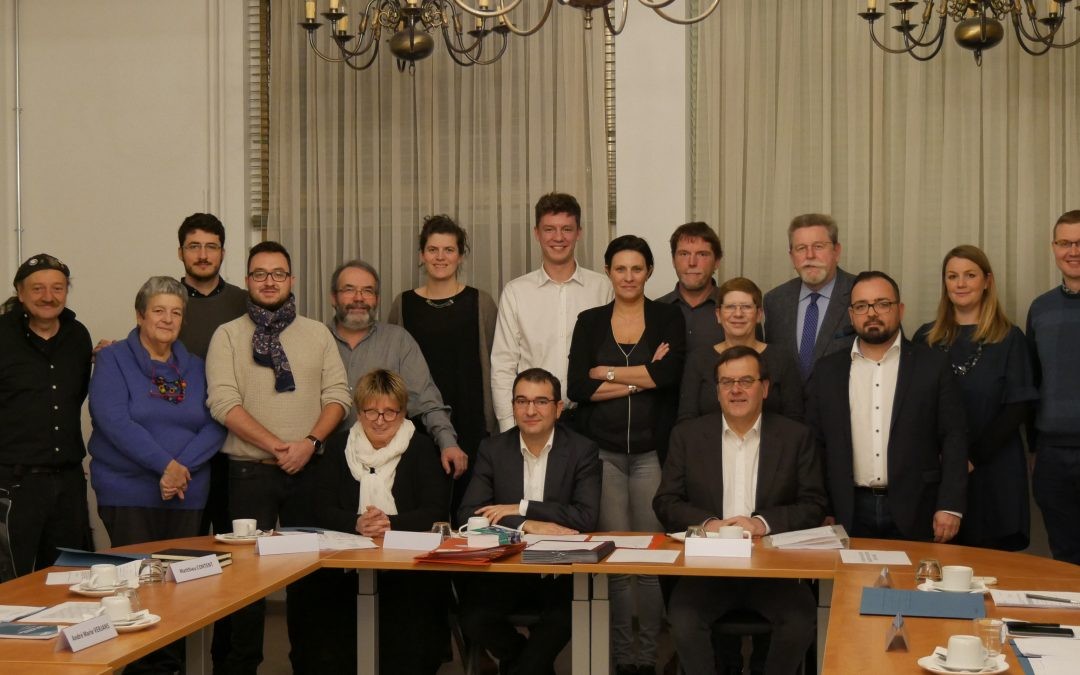 Voici le nouveau conseil du CPAS de Liège