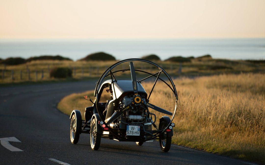 La voiture volante existe et pourrait décoller de Liège Airport