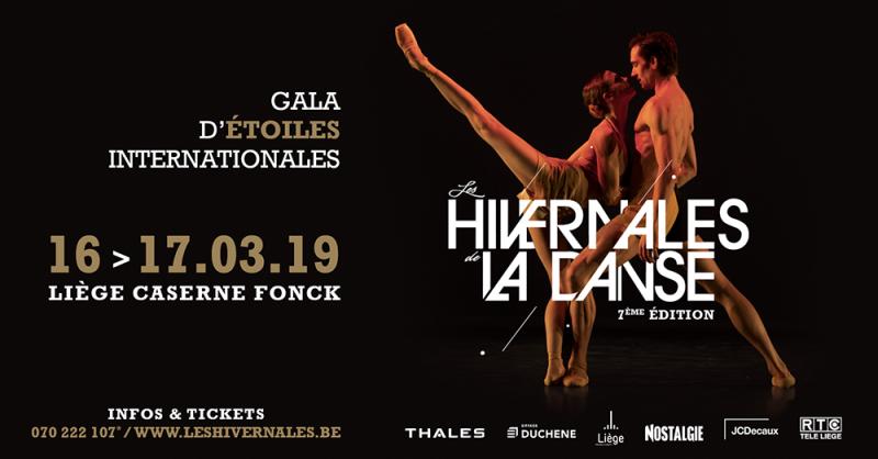 Agenda ► 7è édition – Les Hivernales de la Danse