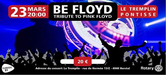 Agenda ► Concert Tribute Pink Floyd