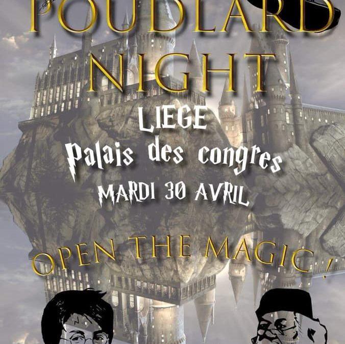 Agenda ► Poudlard Night: Open The Magic !