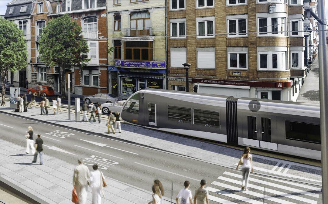 Manifestation ce samedi pour réclamer plus d'aménagements vélo sur le tracé du tram
