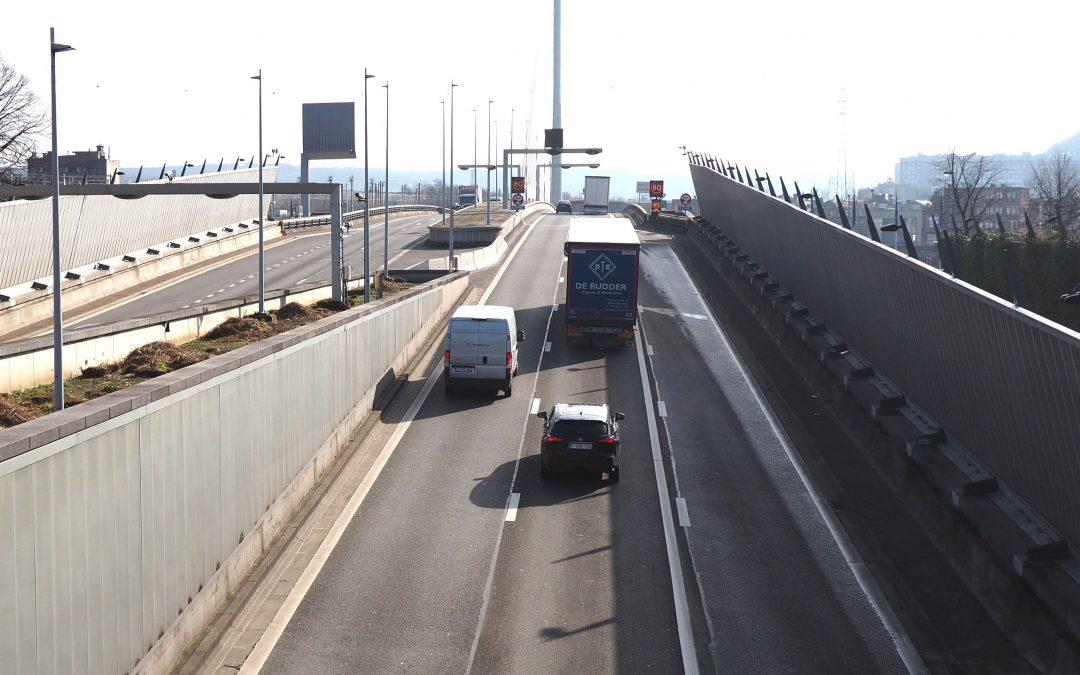 Un tunnel sous Robermont à la place de la liaison CHB